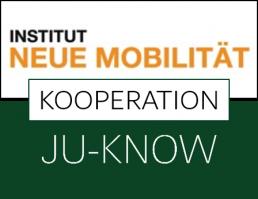 Kooperation INM und JU-KNOW